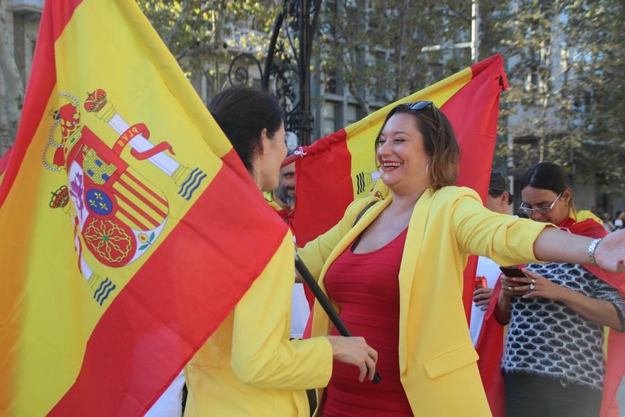 """Los catalanes dirán """"¡basta!"""" hoy 2-D ante la sede de CUP en Barcelona"""