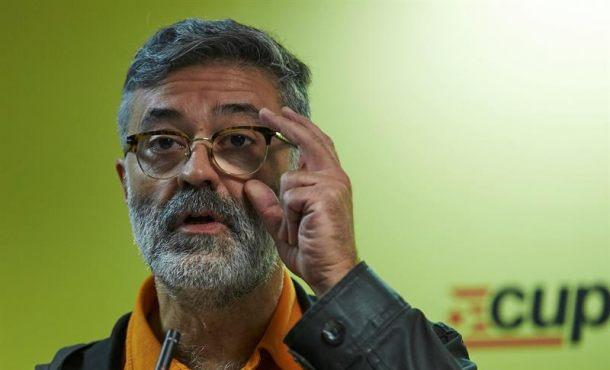 "CUP dice que Puigdemont se plantea convocar ""elecciones autonómicas o proclamar la DUI"""