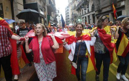 """(España y Catalanes) pide a Rajoy """"asumir las competencias de Mozos de Escuadra"""""""