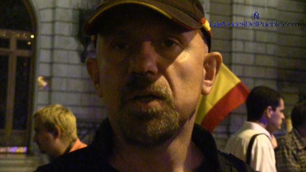 """Un catalán: Hay que encarcelar a """"Puigdemont"""", un """"sedicioso lleve a remolque toda"""" España"""