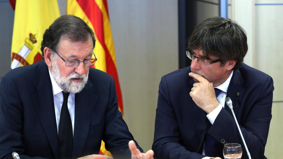 Rajoy rechaza el Artículo 155 en Cataluña y solo agiliza la salida de empresas de Cataluña