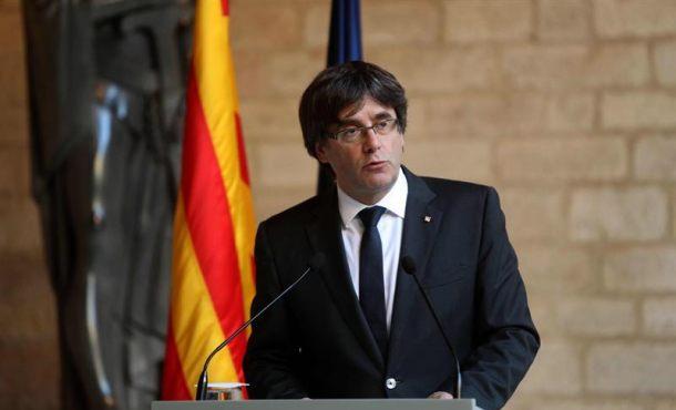 """""""He estado dispuesto a convocar elecciones al Parlamento"""", decidirán ERC y PDECAT y CUP"""