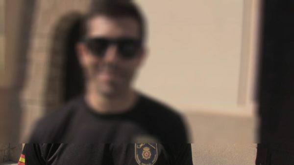 """Un Policía Nacional: Luchamos """"en Cataluña"""" contra """"un movimiento ilegal, ¡viva España!"""""""