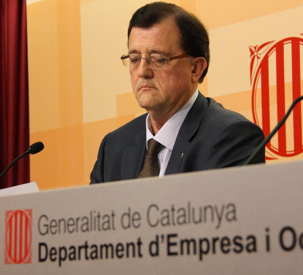 """Un exconsejero de Artur Mas tacha de """"chapuza"""" el proceso separatista en Cataluña"""