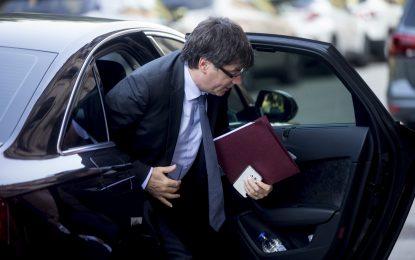 """Acusación Popular, VOX pide por escrito la """"detención inmediata de Puigdemont en cuanto pise territorio"""""""