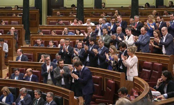 El debate sobre el adoctrinamiento de niños en escuelas en Cataluña llega hoy al Congreso