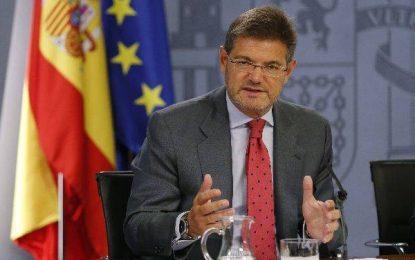 """Gobierno: """"La aplicación del Artículo 155 en Cataluña"""" es urgente, """"no hay alternativa"""""""