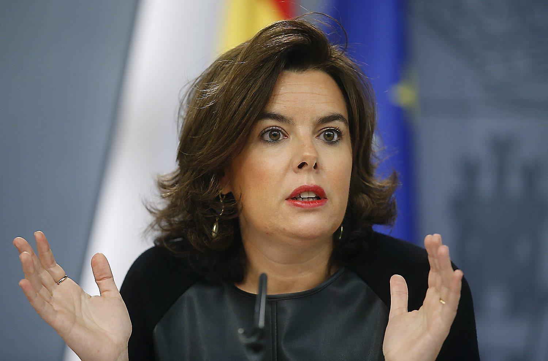 Soraya Sáenz de Santamaría, consejera de Estado