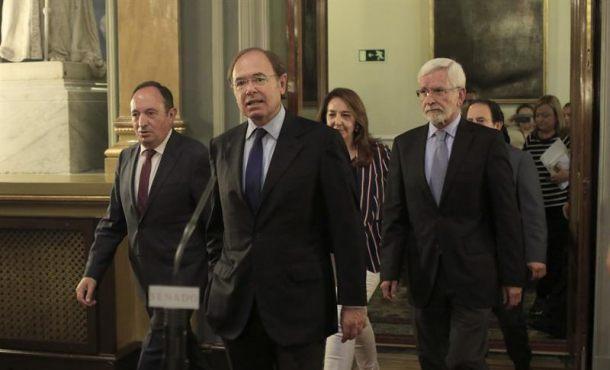 El Senado se reúne para tramitar las medidas de la aplicación del Artículo 155 en Cataluña