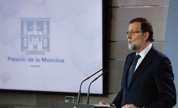 Aprobado el requerimiento previo a la aplicación del artículo 155 en Cataluña