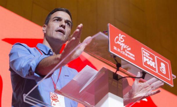 """Pedro Sánchez (PSOE): """"El secesionismo es el Brexit de Cataluña"""""""