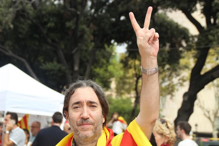 """Enric: """"Rajoy pasaría la Historia como el que liberó a los catalanes del régimen tiránico oligárquico"""""""