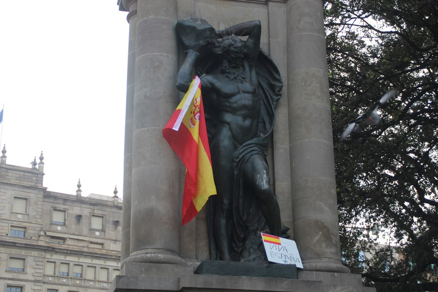 """Megino: """"Perdimos el miedo, han pasado de «España nos roba a España nos pega», ¡basta!"""""""