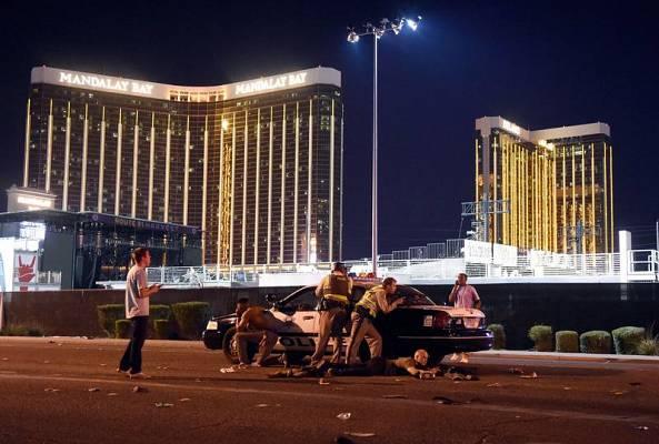 Un atentado terrorista en un concierto en Las Vegas deja 58 muertos