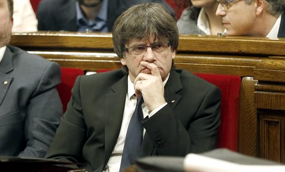 """Inminente el Art. 155 en Cataluña tras el""""chantaje inaceptable"""" del Puigdemont y Junqueras"""
