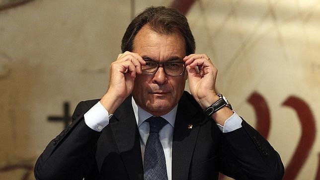 """Artur Mas: No veo aún """"mayoría sólida"""" del separatismo en Cataluña para destruir España"""