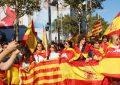 """Gerona """"harta"""" del separatismo saldrá a la calle el domingo 26-N con banderas de España"""