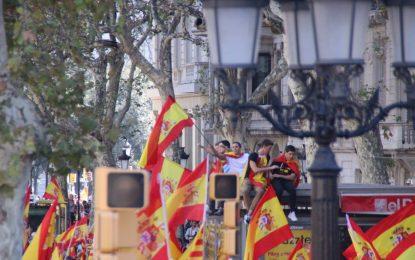 """«Cataluña Silenciosa» habla: """"somos españoles, ahora sí que votaremos"""""""