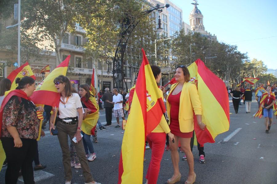 El 53,3 % de los catalanes no quieren la independencia