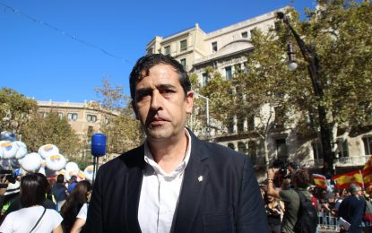 """Corominas: El Rey """"está pendiente de todo"""" lo que ocurre en Cataluña después del """"último mensaje"""""""
