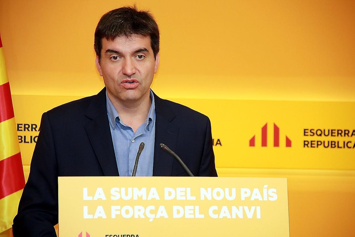 """ERC: Puigdemont y Junqueras""""no estaban preparados para la Declaración de Independencia de Cataluña"""""""