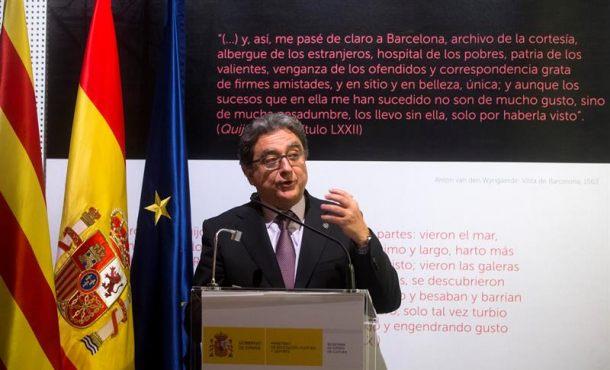 """Gobierno: La intervención de Rajoy seguirá en Cataluña si sale un """"Gobierno"""" separatista el 21-D"""