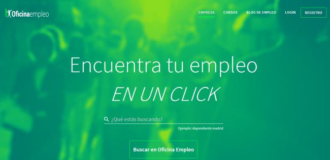 ¿Busca empleo en Cataluña y resto de España?«Oficina Empleo» hace que subúsqueda sea sencilla