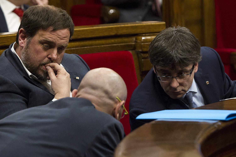 """Belgica: Puigdemont """"será"""" detenido """"10 días posteriores a la Ejecucución de la Orden de Detención"""""""