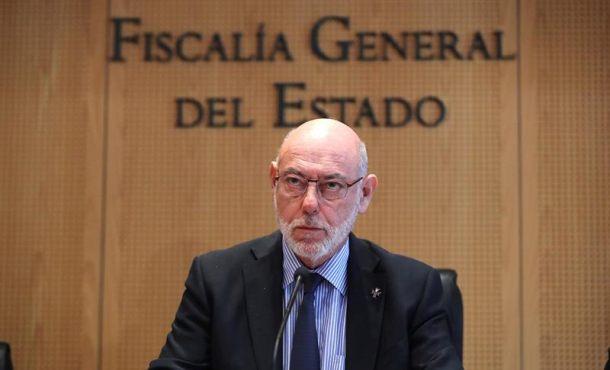 Muere el fiscal General del Estado, José Manuel Maza Martín, de una infección renala sus 66 años