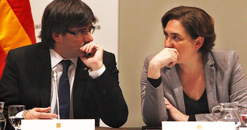 Ada Colau y separatismoeliminados de la carrera por la (EMA) en primera ronda de votación