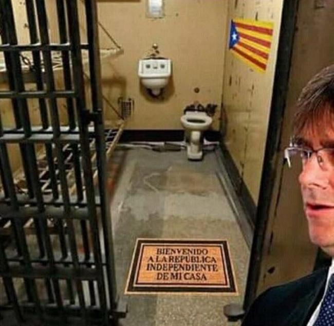 La Justiciaemitirá pronto la Orden Detención y Entrega por rebelión y sedición contra Puigdemont