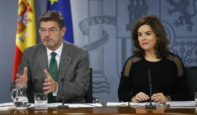 Gobierno: Hay ataques y cortes de luz en casas de jueces y fiscales en Cataluña