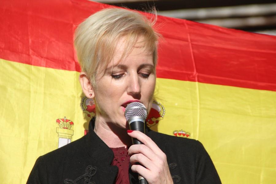 """Silvia al separatismo: """"No aceptaremos"""" más derecho a decidir que """"solo tiene odio detrás"""""""