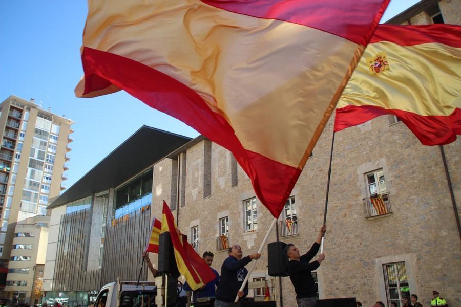 """Los catalanes clamarán el 2-D contra la """"crueldad"""" separatista ante la sede de CUP"""