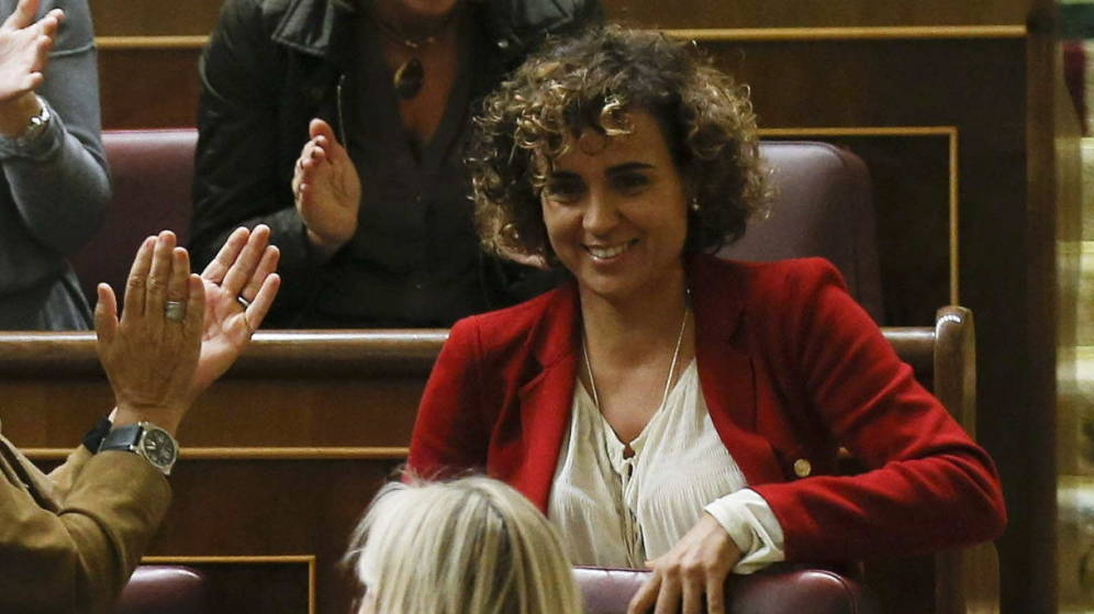 """Montserrat a ERC: """"Ustedes que pintan mi casa por pensar diferente"""" en Cataluña"""