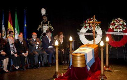 """Málaga alberga la capilla ardiente de """"Chiquito De La Calzada"""" (Gregorio Esteban Sánchez Fernández)"""