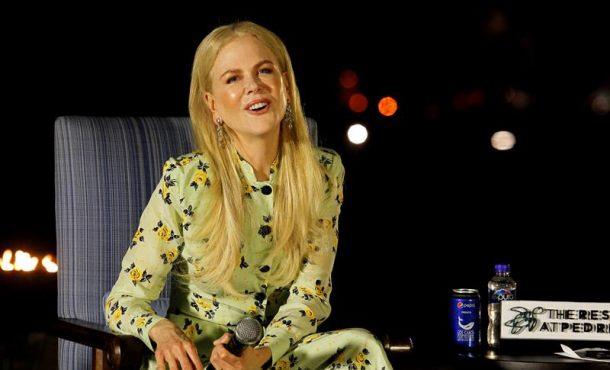 Nicole Kidman recibe un premio a su trayectoria en el Festival de Cine de Los Cabos