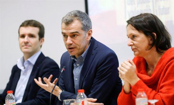 """Forcadell y Puigdemont piden a la """"gente que asuma el peligro pero ante el juez son unos cobardes"""""""