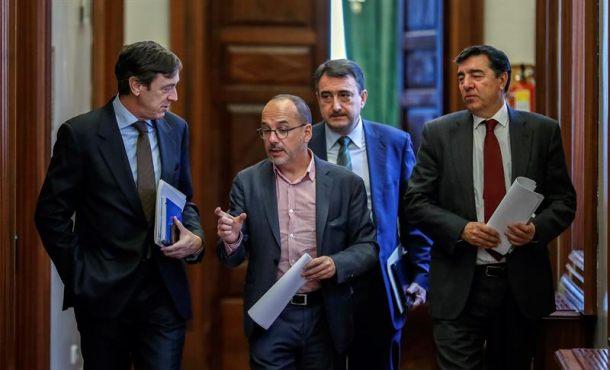 El Congreso rechaza abolir el Art. 155, proetrras, Podemos y separatistas votan a favor