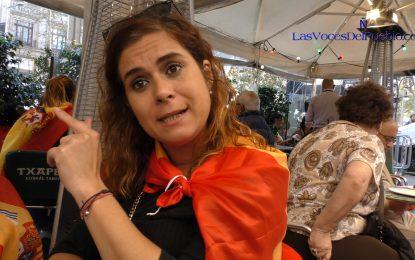 """Mireia: Los separatistas """"han despertado al león que las catalanas teníamos dentro"""""""