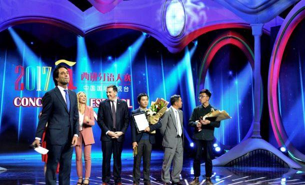 La lengua española, el «español» en China,cada vez más popular en el gigante asiático