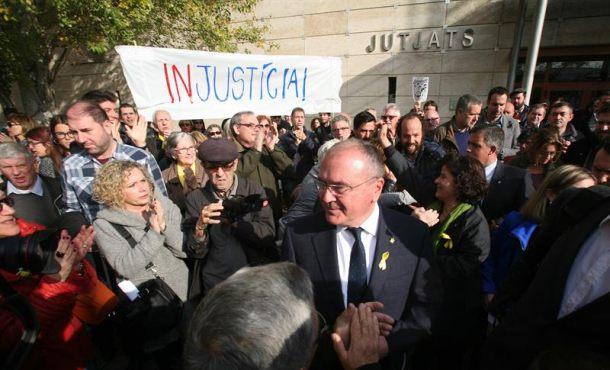 Alcalde separatista del (PDeCAT) ante el juez por incitación al odio contra los hijos de España