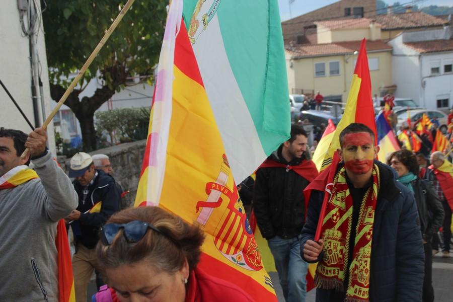 """Llaman a ir a Rambla Ferran (Lérida) mañana 12-N """"por los derechos de los españoles"""""""