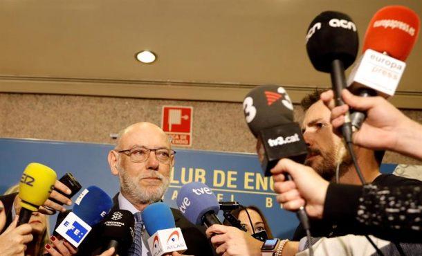 "Masa: ""Hay fundamentos de sobra"" para que Bélgica extradite a Puigdemont a España"