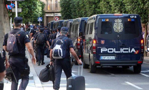 Un juez ordena la detención de dos concejales de la CUP en Reus por el 1-O