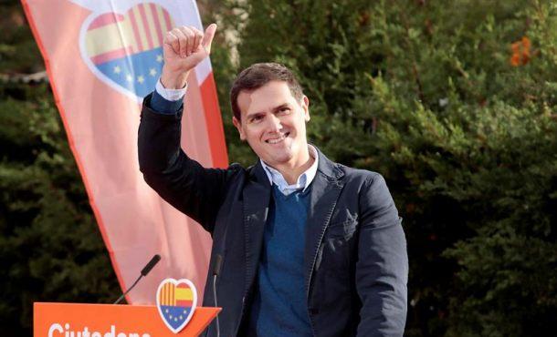 Ciudadanos Cs ganará las elecciones catalanas si hay una participación histórica el 21D