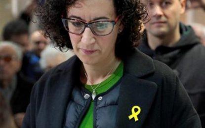 """Marta Rovira (ERC) y Artur Mas (PDECAT) """"diseñaron y dirigieron"""" el golpe de estado"""