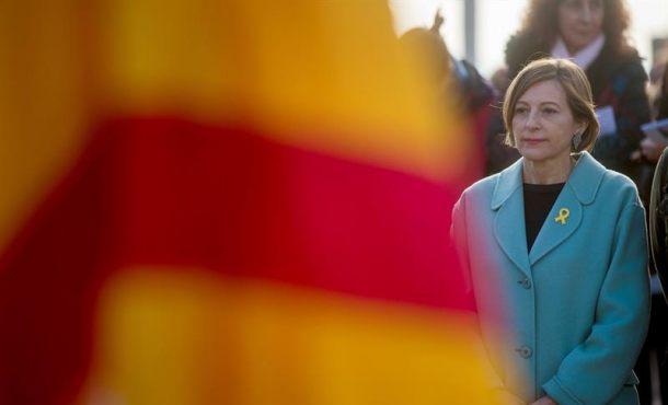 Ciudadanos rechaza que Forcadell vuelva a presidir el Parlamento de Cataluña
