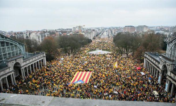 Bruselas, nueva sede del fracasado separatismo catalán, yihadismo y de terroristas etarras