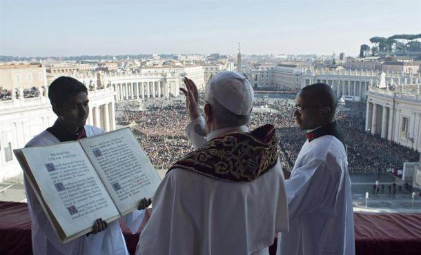 El papa recordó el sufrimiento de los niños en un mundo azotado por vientos de guerra